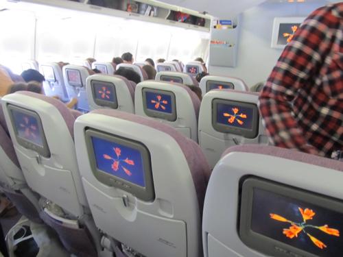 中華航空 レビュー