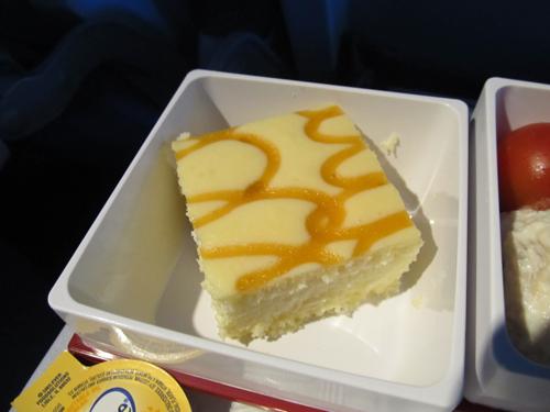 中華航空機内食