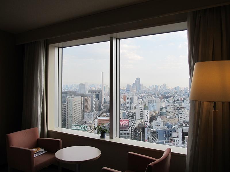 渋谷エクセルホテル東急口コミ