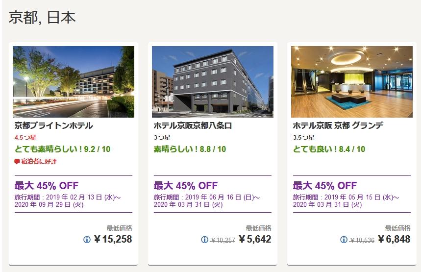 ホテルズドットコム(Hotels.com)の無料宿泊特典の使い方