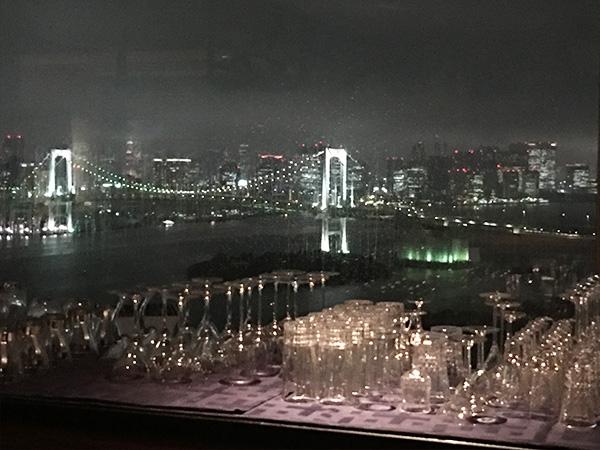グランドニッコー東京台場 バー 口コミ