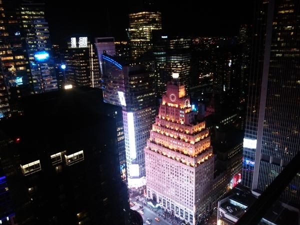 Hyatt Times Square New York ハイアットタイムズスクエアニューヨーク 口コミ