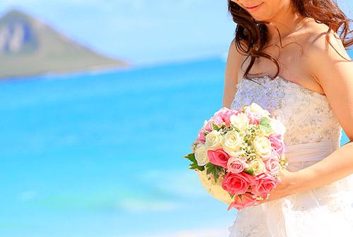 ハレクラニ沖縄 結婚式 ウェディングプラン
