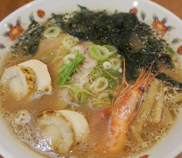 ワザメンを無料で観るの記事の北海道ラーメンのイメージ画像