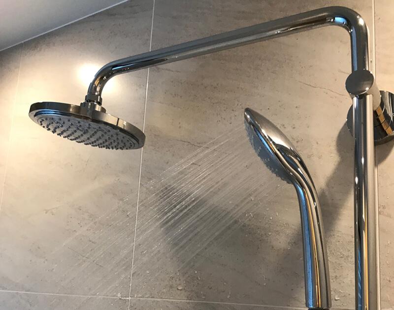 ソレスト高千穂 口コミ 特別室B シャワーの写真