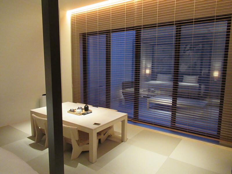 ソレスト高千穂 口コミ 特別室Bの室内の写真