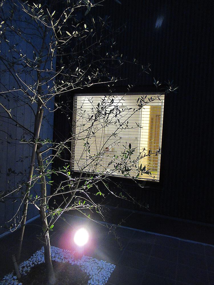 ソレスト高千穂 口コミ 特別室Bのテラスの写真