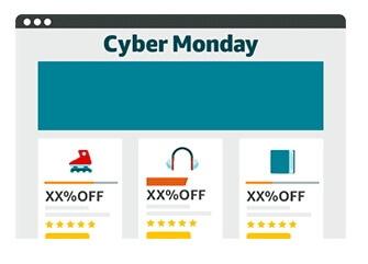 Amazonサイバーマンデー2020 キャンペーンへのエントリーの仕方の説明画像