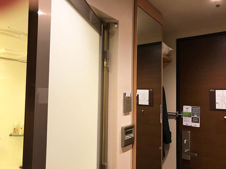 福岡天神ホテルユニゾに泊まってみた!【タリーズの上でべんり&眺めがすごくいい】オープンクリーゼっとの写真