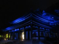 鎌倉 長谷寺 ライトアップ